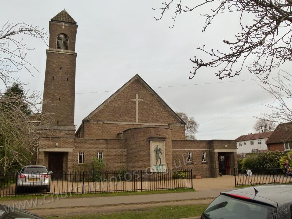 photo of church